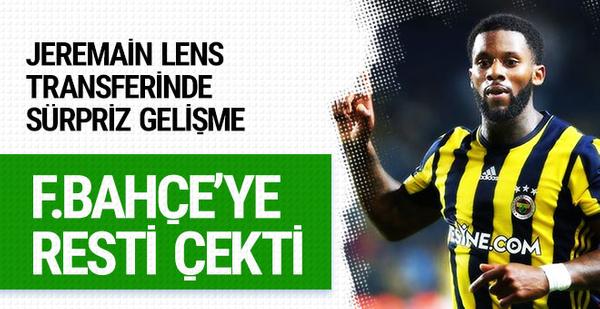Jeremain Lens: Artık Fenerbahçe'yi beklemeyeceğim