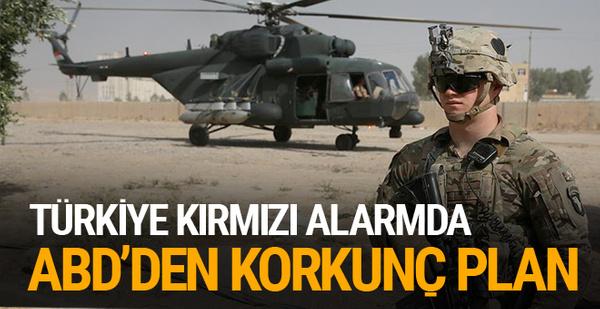 ABD Suriye'de o kenti işgal edip PKK'ya teslim edecek