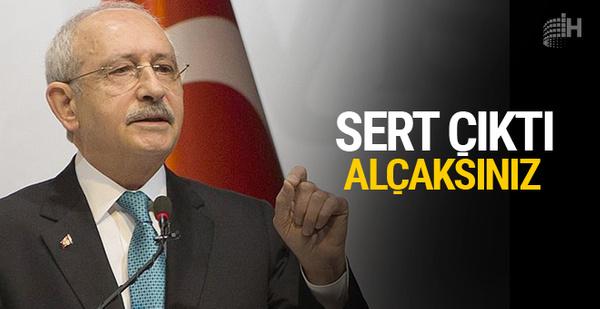 Kılıçdaroğlu'ndan PKK'lı teröristlere: Alçaksınız