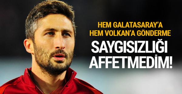 Sabri Sarıoğlu konuştu! Saygısızlığı affetmedim!