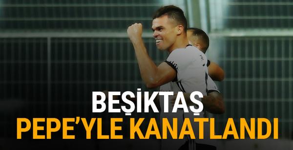 Beşiktaş-Antalyaspor maçı golleri ve geniş özeti