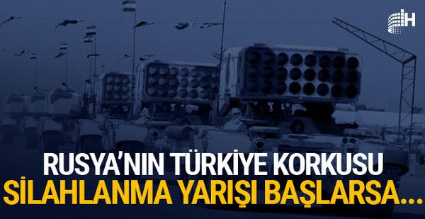 Rusya'nın Türkiye korkusu