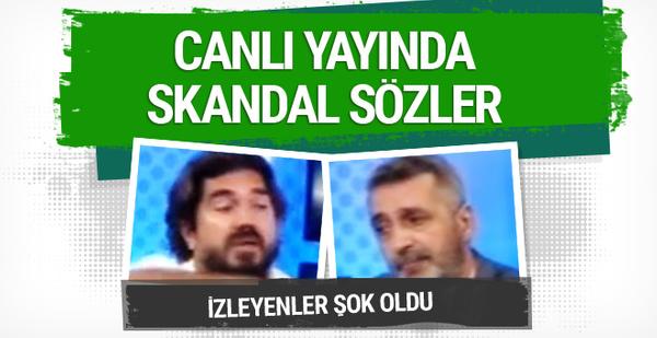 Beyaz Futbol'da skandal konuşmalar!