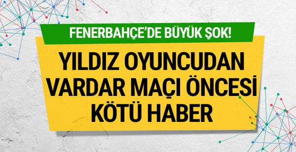 Fenerbahçe'de Roberto  Soldado şoku!