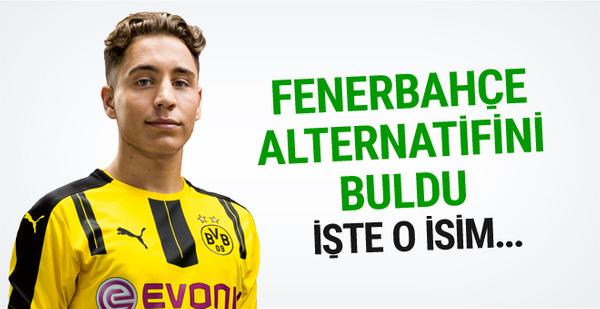 Fenerbahçe Emre Mor'un alternatifini belirledi