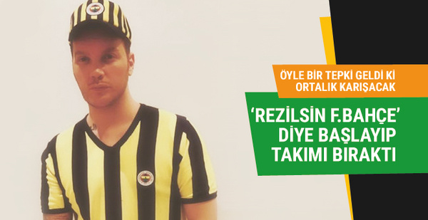 Fenerbahçeli eski yöneticiden Sinan Akçıl'a tepki