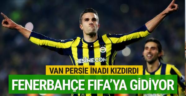 Feyenoord'un Van Persie inadı Fenerbahçe'yi kızdırdı!