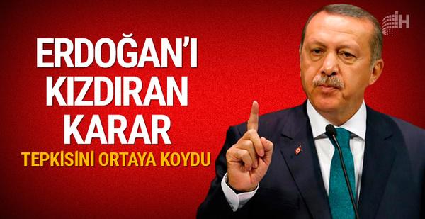 ABD, Erdoğan'ın korumalarına silah satışını geri çekti