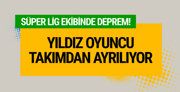Antalyaspor'da Samuel Eto'o şoku!