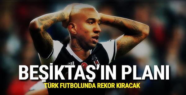 Beşiktaş'ın Talisca planı rekor kracak!