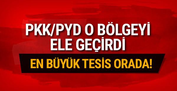 PKK/PYD, Deyrizor'un en büyük gaz üretim tesisini ele geçirdi