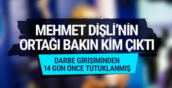 Mehmet Dişli'nin ticari ortağı bakın kim çıktı!
