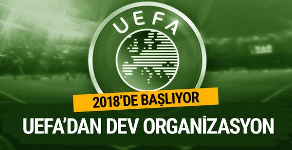 UEFA'dan Uluslar Ligi adımı