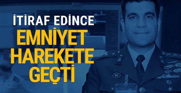 FETÖ'cü yüzbaşı itiraf etti iki subay gözaltına alındı