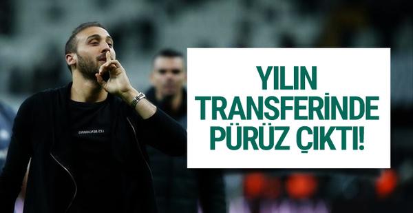 Cenk Tosun transferinde pürüz çıktı!
