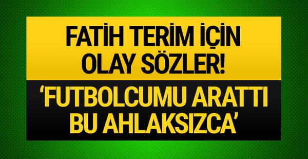 Alanyaspor Başkanı'ndan Fatih Terim için olay iddia!