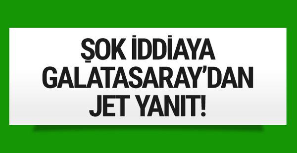 Galatasaray'dan Vagner Love iddiası hakkında açıklama!