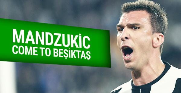 Beşiktaş Juventus'tan Mandzukic'e teklif yaptı