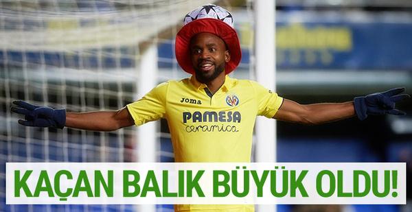 Bakambu Afrika'nın en pahalı oyuncusu oldu! 74 milyon euro…