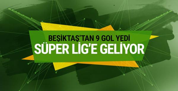 Beşiktaş'tan 9 gol yiyen kaleci Konyaspor'a geliyor!