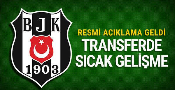 Beşiktaş'tan Cyle Larin açıklaması