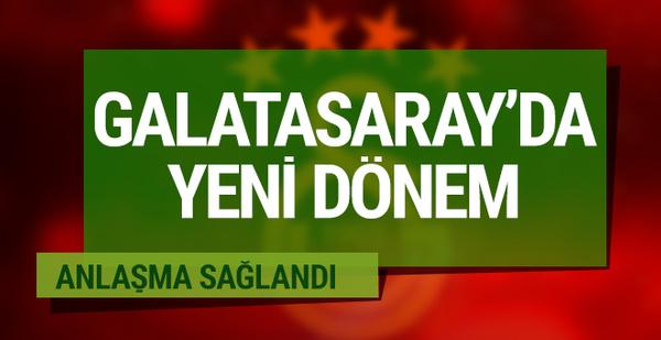 Galatasaray Odebank'ta Oktay Mahmuti dönemi!