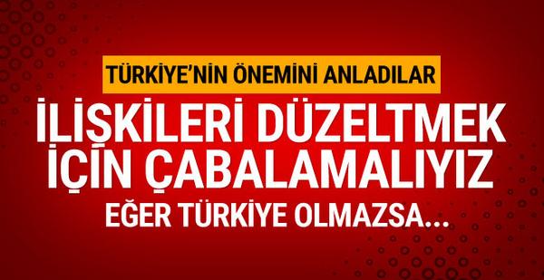 Türkiye için çağrı yaptılar