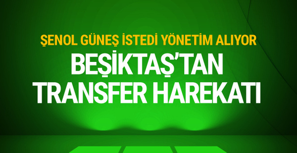 Beşiktaş'tan Arsenal'e Welbeck harekatı