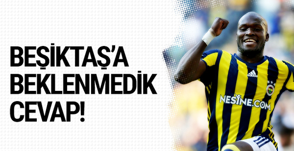 Sow'dan Beşiktaş'a transfer cevabı!