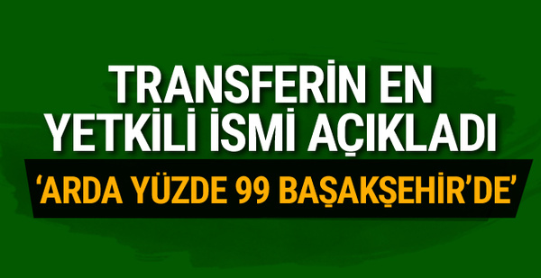 Ahmet Bulut'tan Arda Turan hakkında flaş açıklama!