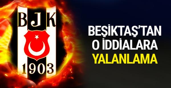 Beşiktaş'tan amatör şubeler hakkında yalanlama!