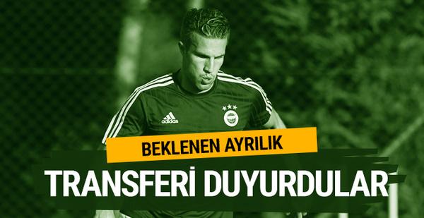 Robin van Persie Feyenoord ile anlaştı!