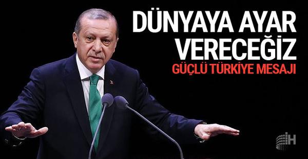 Cumhurbaşkanı Erdoğan'dan Bingöl'de önemli açıklamalar