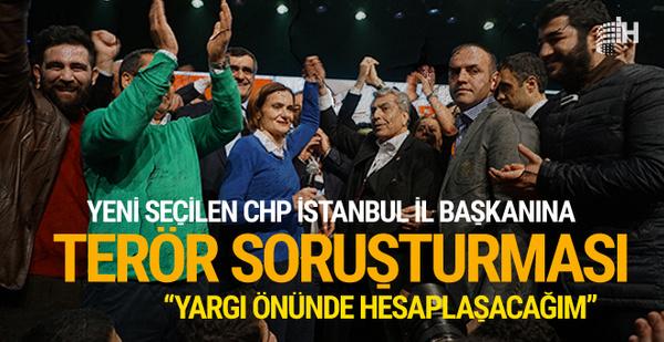 CHP'li Kaftancıoğlu için şok soruşturma