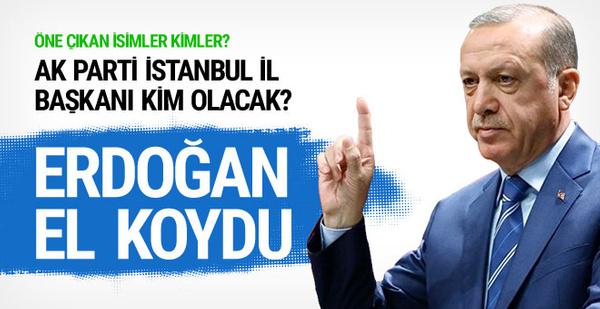 AK Parti'de İstanbul alarmı! Erdoğan el koydu...