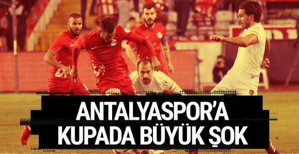 Kayserispor deplasmanda Antalyaspor'u devirdi
