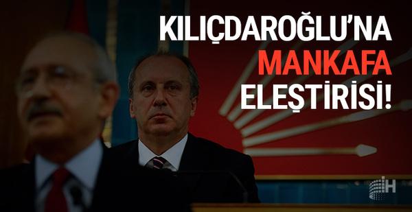 Muharrem İnce, Kılıçdaroğlu'nu eleştirdi! Mankafa...