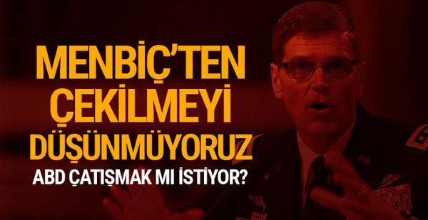 ABD'den Türkiye'yi çıldırtacak Münbiç kararı!