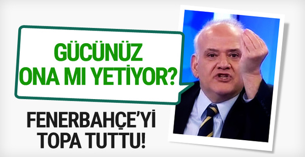 Ahmet Çakar'dan Ozan Tufan patlaması!
