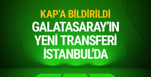 Galatasaray Nagatomo'yu KAP'a bildirdi!