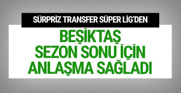 Galatasaray istedi Beşiktaş transfer etti