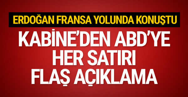 Erdoğan'dan kabine ve Hakan Atilla bombaları