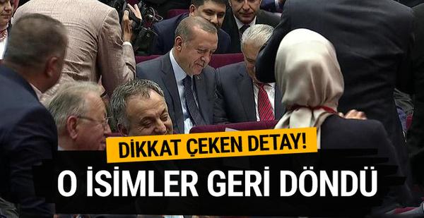 AK Partili eski milletvekillere yeni görev