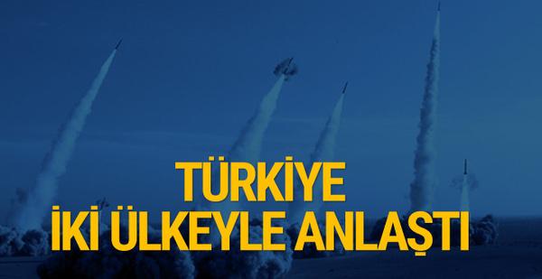 Türk Fransız ve İtalyan savunma sistemi anlaşması tamam
