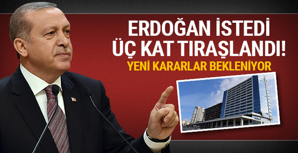 Erdoğan istedi, üç kat tıraşlandı: Yeni kararlar bekleniyor!
