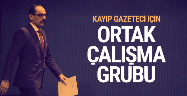 Türkiye'den Cemal Kaşıkçı kararı!