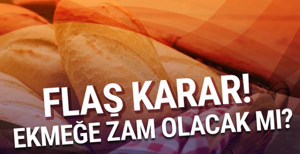 İstanbul'da ekmeğe zam olacak mı Vali Şahin ve Uysal'dan açıklama
