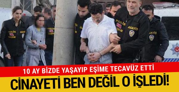 Eskişehir'deki cinayet davasının altından tecavüz çıktı