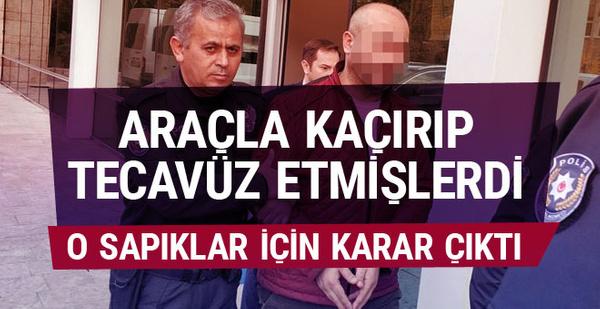 Samsun'da cinsel istismar saldırganlarının cezası belli odlu