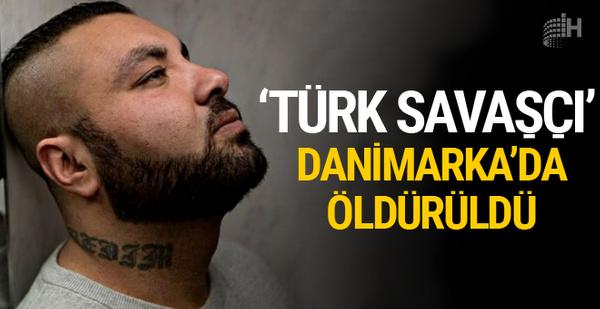 Türk 'savaşçı' Kopenhag'da öldürüldü